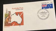Australian Fdc 1978 Australian Post Souvenir Cover Kangaroo