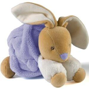 Kaloo Plume Lilac Blue Rabbit