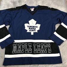 Mighty Mac Sports NHL Youth 14/16 Toronto Maple Leafs Hockey Jersey