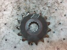 Suzuki GSXR 600 SRAD 1997  Engine Front Sprocket