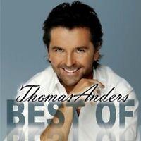 "THOMAS ANDERS ""BEST OF"" CD NEUWARE"