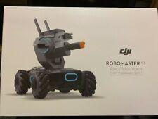 DJI ROBOMASTER S1 Roboter Schwarz Bildungsfördernder NEU OVP