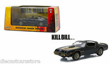 GREENLIGHT 1:43 HOLLYWOOD SERIES 5 KILL BILL 1979 PONTIAC FIREBIRD TRANS AM
