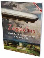 Avalanche Press 0810 Great War at Sea: Zeppelins (2nd Edition)