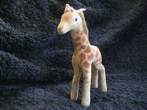 Rare 1953/72 German Steiff Giraffe !
