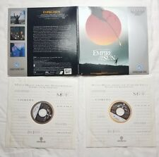 Empire of the Sun (Laserdisc) free shipping