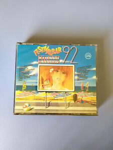 CD   Festivalbar 1992 - Azzurro  - doppio - ottimo - compilation