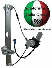 ALZAVETRO ALZACRISTALLI ANTERIORE ELETTRICO SX HONDA JAZZ 02>08 DAL 2002 AL 2008