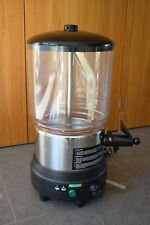 More details for sencotel ch-110/r  hot chocolate / hot drinks heater and dispenser