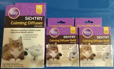 Sentry Lavender Calming Diffuser for Cats w refill + 2 refills