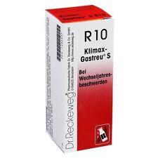 Dr. Reckeweg R10 menstruación irregular gotas 50 ml Remedio Homeopático