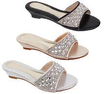Slipper Schuhe für Mädchen aus Synthetik medium Breite