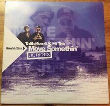 Talib Kweli and Hi Tek Move Somethin' JL Remix (record)