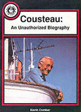 Cousteau: Unauthorised Biography (Magic Bean in Fact Bigger Books) by Comber, K