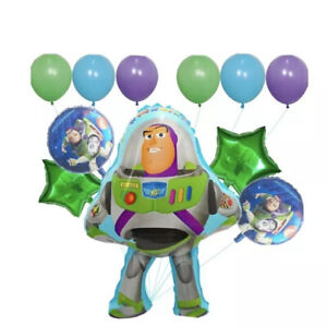 Buzz Lightyear Balloon Birthday Party Decoration SET OF 5 PCS Toy Story