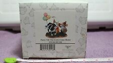"""CHARMING TAILS  """" PARTY TILL THE COWS COME HOME """" LE, (DEAN GRIFF) NIB"""