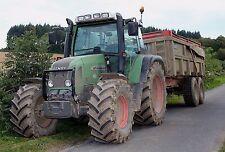 Fendt Farmer 400 Series Workshop & Operators Manuals