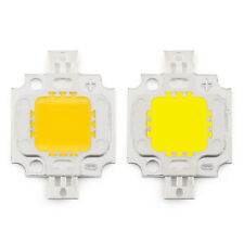 LED 10W Warm Weiß Weiß LED Chip SMD Lamp Beads Light Hohe Energie Leuchtdiode F1