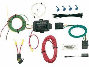 For 2001 Audi S8 Trailer Wire Converter Hopkins 98163TB