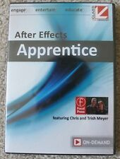 After Effects Apprentice (Class On Demand course - digital media download)