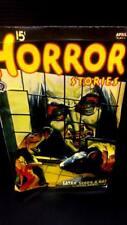 Horror Stories Comics April in 3-D large 11x17