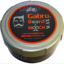 Gabru Beard & Mooch Maroorh Wax Hair Fixer for Smooth & Shiny Hair (2x25 Grms)