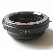 CY Contax Yashica Lens to Samsung NX NX5 NX300 NX300M NX1000 NX11 Adapter