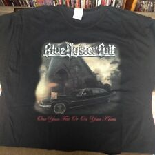 Blue Oyster Cult One Your Feet or On Your Knees (misprint!)