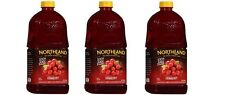 Northland Cranberry No Sugar Added 100% Juice, 64 fl oz- PACK OF 3  NEW