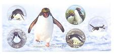 Ross Dependency Min sheet Penguins mnh- Birds-Antarctic
