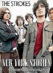 The Strokes ( ROCK BAND ) DVD - NEW YORK STORIES - DOCUMENTARY BIOGRAPHY ALL REG