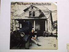 Roy Rogers: A Man From Duck Run VINYL Record Capitol ST785 Original Pressing