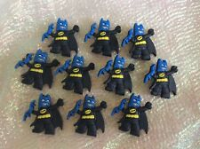 Party Bag Fillers X 10 Batman Badges