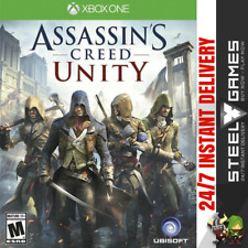 Assassins Creed Unity Xbox One Full Digital Game CD KEY - INSTANT DELIVERY 24/7