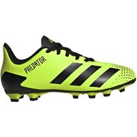 Adidas Predator 20.4 FxG Junior football boots green-black EH3037