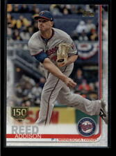 2019 TOPPS 150TH ANNIVERSARY #193 ADDISON REED NM-MT TWINS