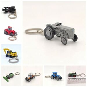 UNIVERSAL HOBBIES UH 1:87 Scale Keyring Keychain Diecast Models Gift Collection