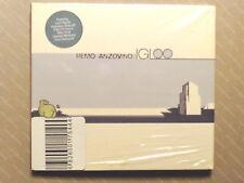 REMO ANZOVINO  -  IGLOO  -  CD DIGIPACK  NUOVO E SIGILLATO