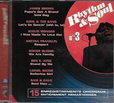 CD album: Compilation: Rhythm & Soul N° 3 . Poligram. P