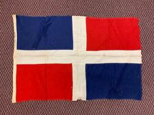 New listing Vintage Dominican Republic, 3 X 5 Flag