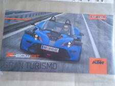 KTM X Bow GT brochure Feb 2013 German text