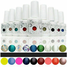 Gelish UV/LED Soak Off Harmony Gel Nails Gel Color Nail Polish ORIGINAL 15ML
