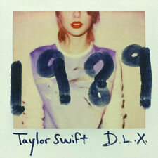 TAYLOR SWIFT (1989 DELUXE EDITION CD - SEALED + FREE POST)
