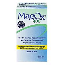 Mag-Ox 400 Magnésium 120 Comprimés