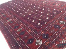 3 6 X 5 4 Persian Oriental Rug Hand Knotted Kunduz Afghan Tribal High Quality