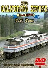Amtrak's California Zephyr Cab Ride DVD NEW Glenwood Springs to Grand Junction