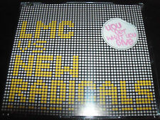 LMC Vs The New Radicals You Get What You Give 9 Track AU Remixes CD Single