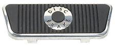 Mustang Brake Pedal Pad Disc Auto 1968 1969 1970 68 69 70 Mach 1 302 351 Grande