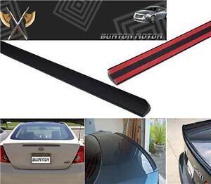 Rear Roof Window Spoiler Wing Fits: Toyota Corolla 1993-97 4dr SPKdepot 380R