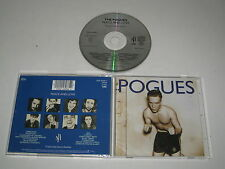 THE POGUES/PEACE AND LOVE(WEA 2292-46086-2) CD ALBUM